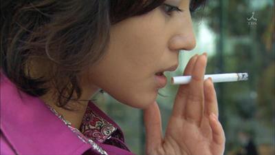 堀北真希 タバコ