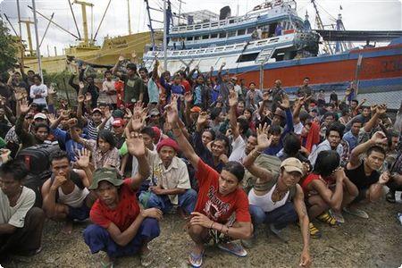 インドネシア 奴隷
