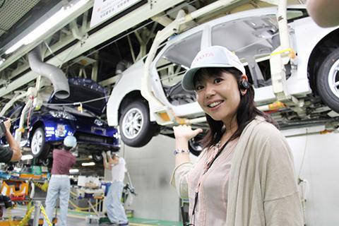 トヨタ 工場