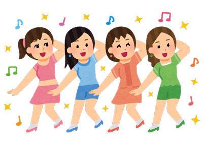 ダンスグループ