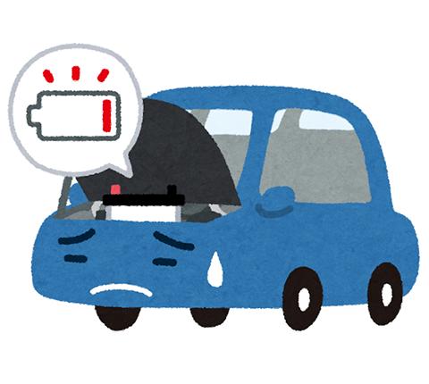 車 バッテリー