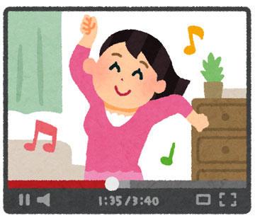 Youtube 踊ってみた