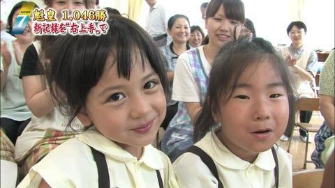 幼稚園児 美人