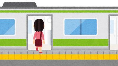 電車 乗車