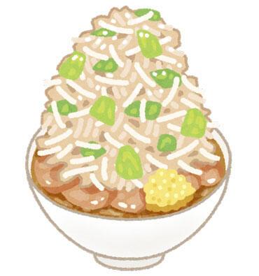 【画像あり】とうとう二郎系で初めての野菜マシを頼んだwwwwwwww
