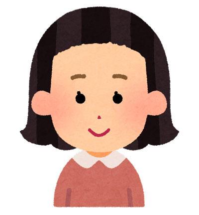 前髪 短い 女の子