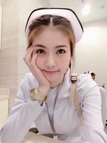 タイ ナース 美人