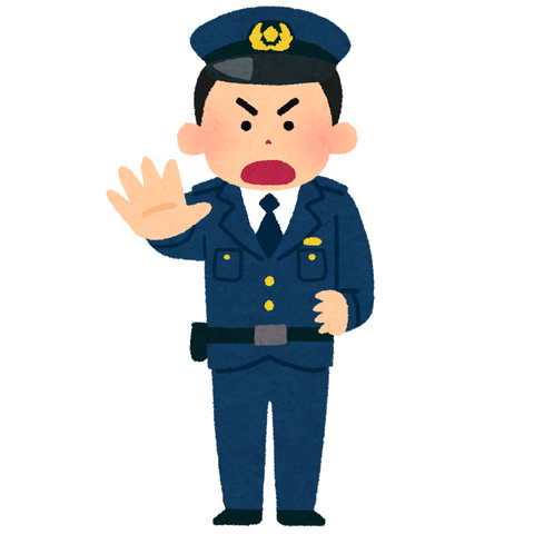 警察官001