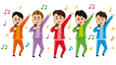 男性アイドルグループ