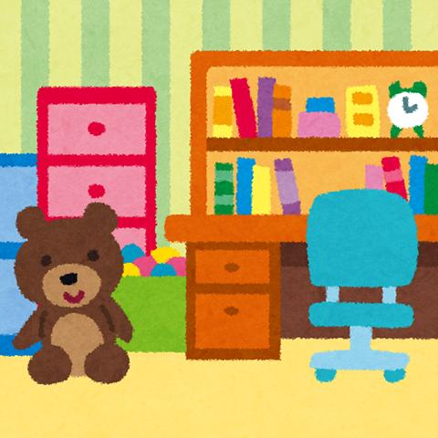 子供部屋 (4)