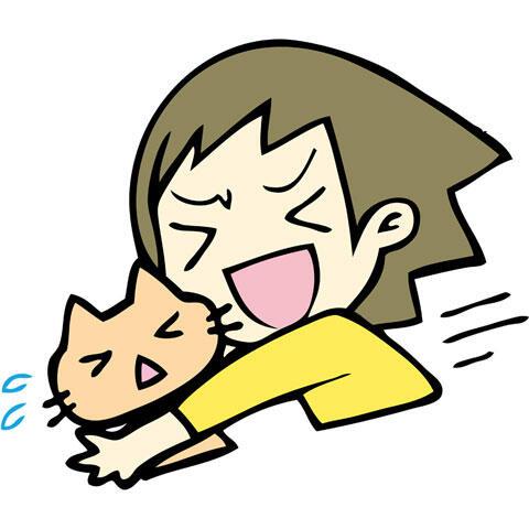 猫 女の子