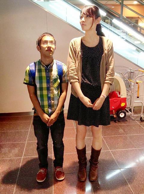 高身長 女