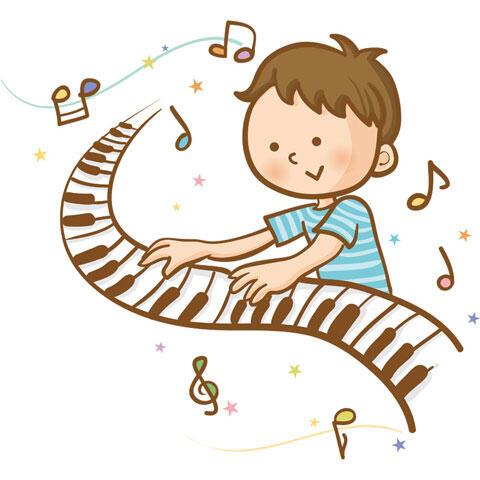 ピアノ 音