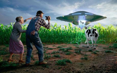 UFO 牛