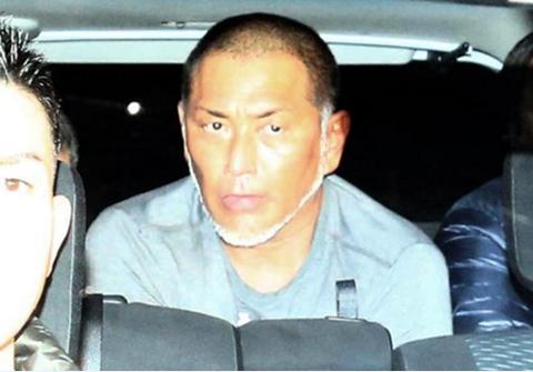 清原和博 逮捕