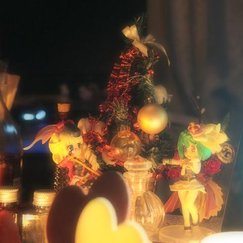 クリスマス 嫁との晩餐会