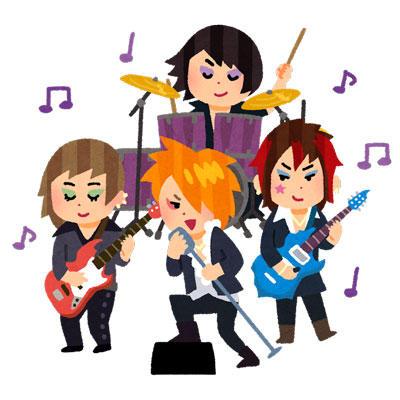 ビジュアル系バンド