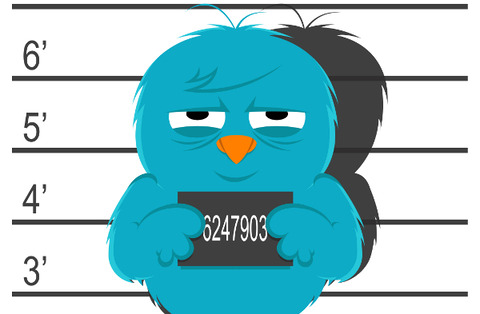 Twitter個人情報