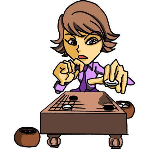 囲碁 女の子