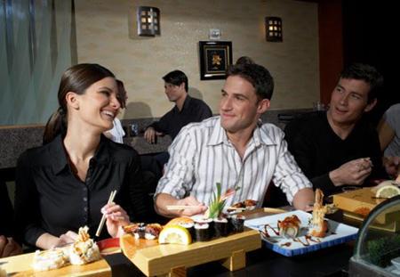 寿司 ロシア