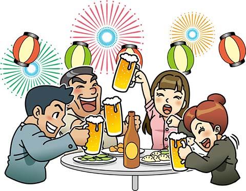 飲み会 (2)