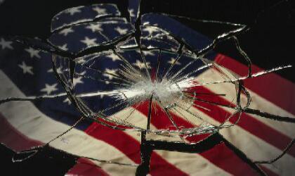 アメリカ崩壊