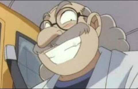 アガサ博士