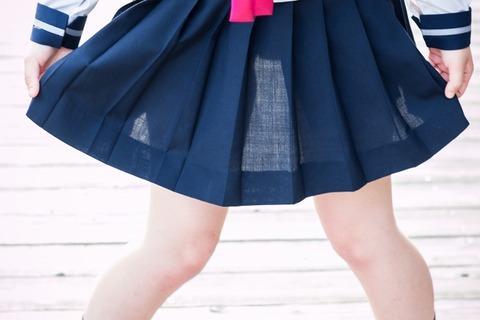 透け スカート