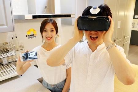 韓国 VR