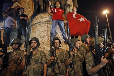 トルコ クーデター