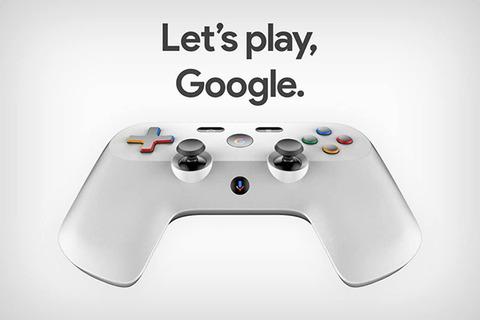 Google ゲーム機 ハード YETI コントローラー ゲーム
