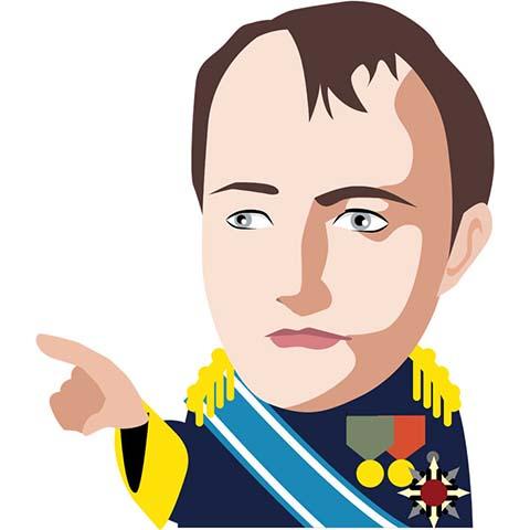 ナポレオン 偉人