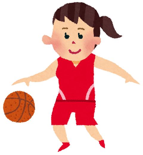 バスケ 女子