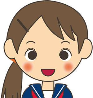 【画像】素朴な女の子