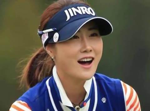韓国 ゴルファー