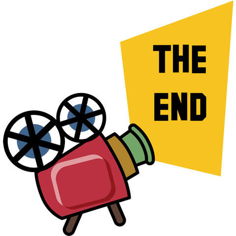 映画の終わり
