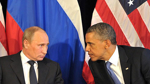 プーチン オバマ