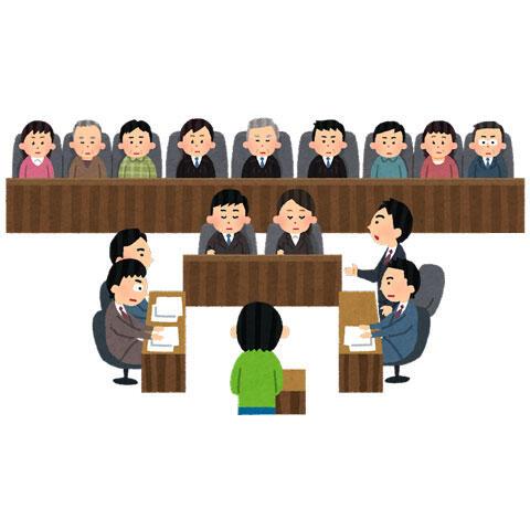裁判(裁判員制度)