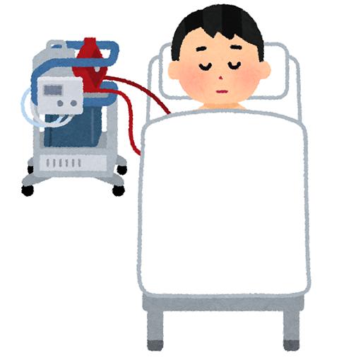 【画像あり】コロナ感染者の肺のレントゲンがヤバイ事になっててワロタ…
