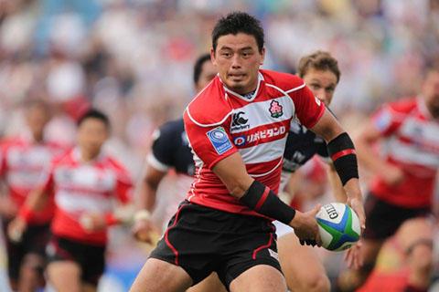 ラグビー日本代表