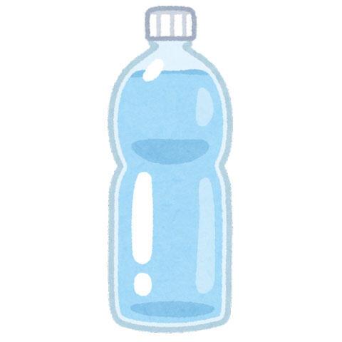 透明 ペットボトル