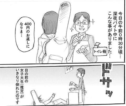 キモオタ漫画