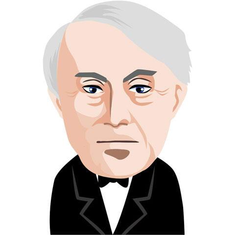 トーマス・エジソン