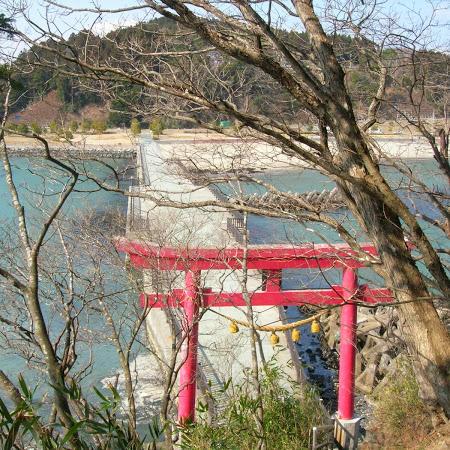 荒島神社付近4