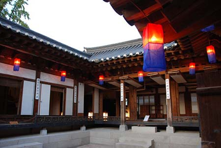 韓国 風景
