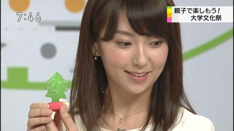 NHK  女子アナ