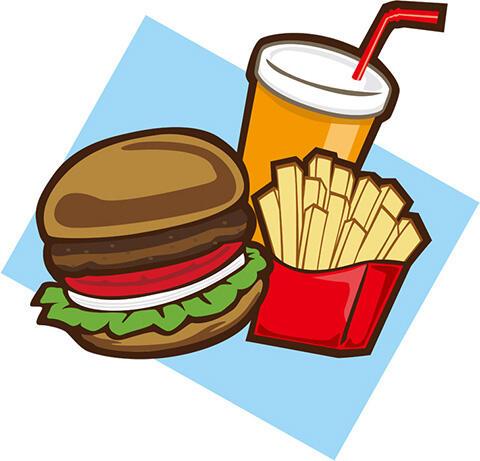 ハンバーガー (3)