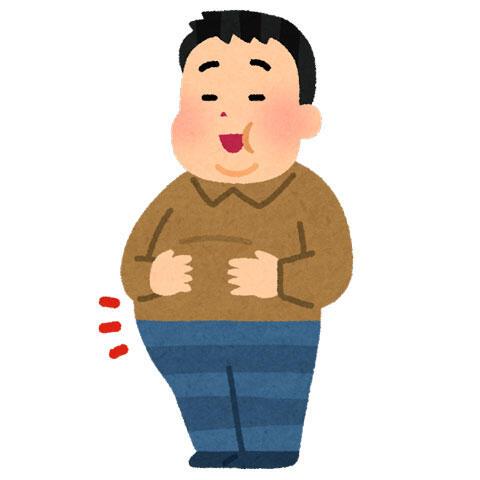 デブってどういう過程で太ったの?
