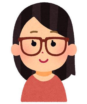 眼鏡 女性