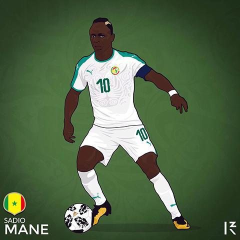 セネガル サッカー